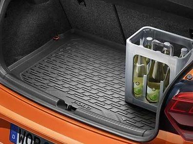 Gepäckraumeinlage Polo, variabler Ladeboden, obere Position