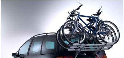 Fahrradträger Golf IV Variant