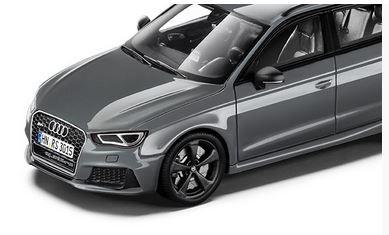 Audi RS 3, Nardograu, 1:43