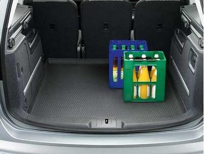Gepäckraumeinlage für 5-Sitzer