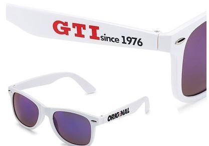 Sonnenbrille Weiß, GTI Kollektion