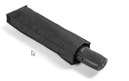 Taschenschirm schwarz