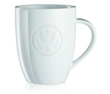 Tasse Volkswagen Logo, graviert