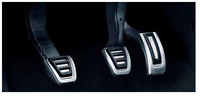Sportpedal-Set Fahrzeuge mit Schaltgetriebe