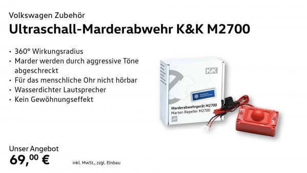 Marder-Abwehranlage (elektrotechnisch)