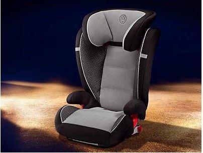 Kindersitz 15 bis 36 kg, G2-3 ISOFIT, Volkswagen Original neues Design