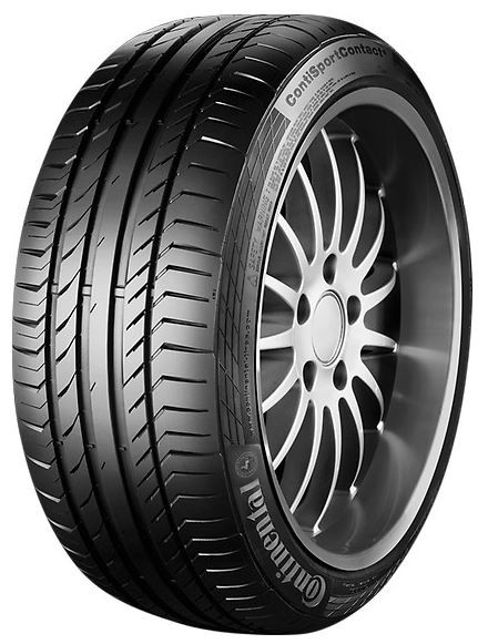 255/45 R19 104Y Continental Sport Contact 5
