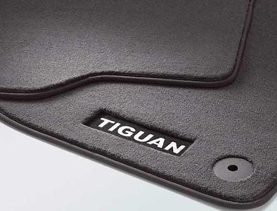 Textilfußmatten Tiguan 2008-2011/2012-2016