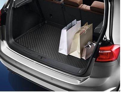 Gepäckraumeinlage /variabler Ladeboden, obere Position Golf Sportvan