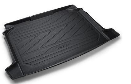 Gepäckraumeinlage Golf VIII für Fahrzeuge mit Basis-Ladeboden