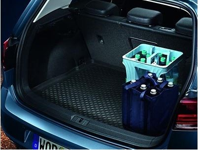 Gepäckraumeinlage variabler Ladeboden, obere Position Golf VII