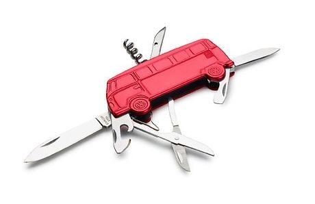 Messer Rot, T1-Taschenmesser, Service Offensive