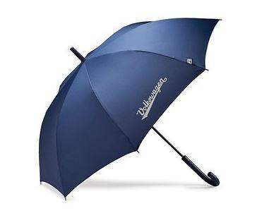 Regenschirm Dunkelblau, Halbautomatik, Klassik-Kollektion
