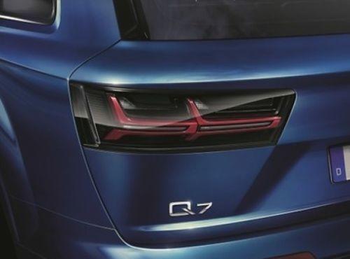 Audi Q7 4M LED Schlussleuchten-Set abgedunkelt ab MJ 2016
