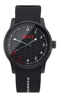 Armbanduhr, Schwarz, GTI Design, GTI-Kollektion