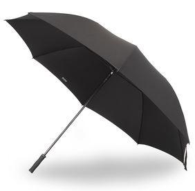 Regenschirm/Gästeschirm 3XL, Schwarz