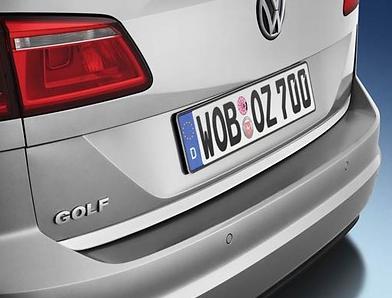 Schutzleiste für Heckklappe Golf Sportsvan (A7-AM)