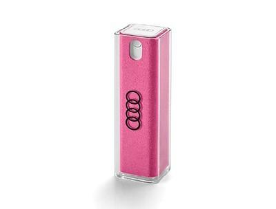 2 in 1 Displayreiniger pink
