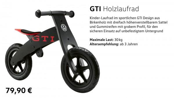 GTI Holzlaufrad