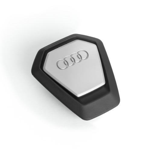 Duftspender Audi Singleframe schwarz