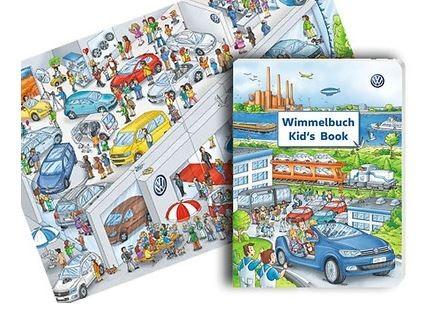 """Suchspielbuch (""""Wimmelbuch""""), Service Offensive"""