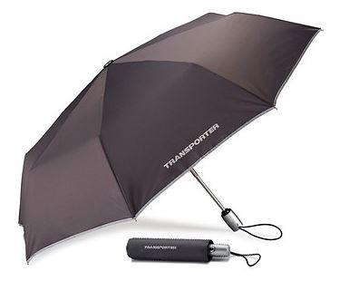 Regenschirm Grau, Automatik, T6 Kollektion