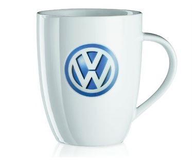 Tasse Volkswagen Logo, gedruckt