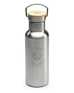 Trinkflasche Edelstahl/Bambus, Heritage Kollektion