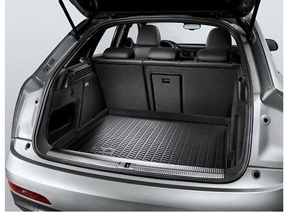 Gepäckraumschale für den Audi Q3 mit Wendeladeboden (PR-3GD)