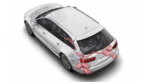 Audi Motorsoundsystem, Grundpaket für Dieselmotoren