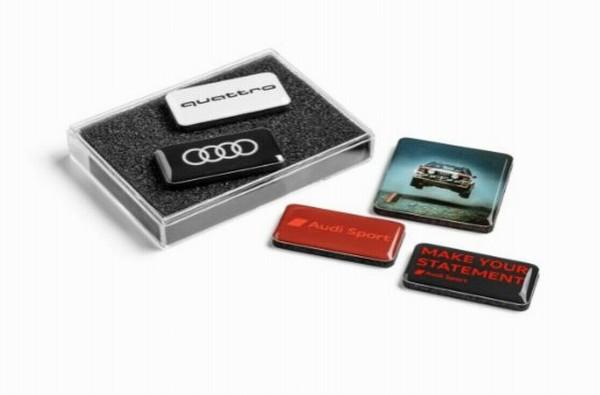 Magnetset Audi Sport