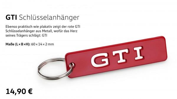 GTI Schlüsselanhänger