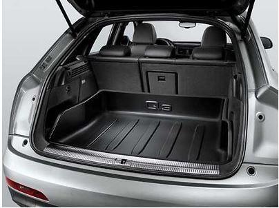 Gepäckraumwanne für den Audi Q3