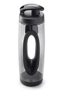 Trinkflasche 550ml, Anthrazit/Schwarz,
