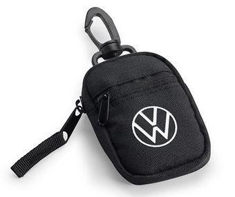 Schlüsseltasche Schwarz, RFID-Schutz, Service Offensive