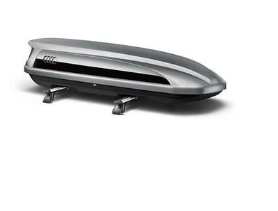 Audi Dachbox, platinumgrau 300L
