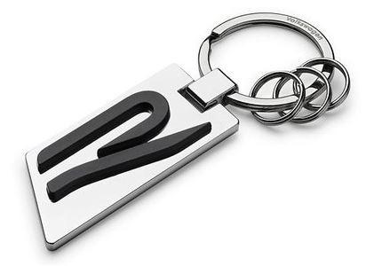 "Schlüsselanhänger Silber, ""R"" Kollektion"