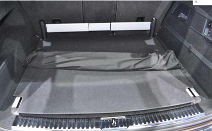 Einlagematte für Kofferraum