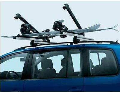 Ski- und Snowboardhalter