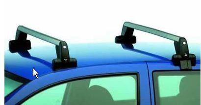 Grundträger-Satz Golf IV bis BJ 2007 ( Limousine)