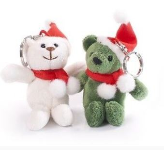 Schlüsselanhänger Paul Weihnachten