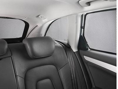 Sonnenschutzsystem Sonnenschutz 2-er Set (für hintere Türen), A3 AB3 Limousine