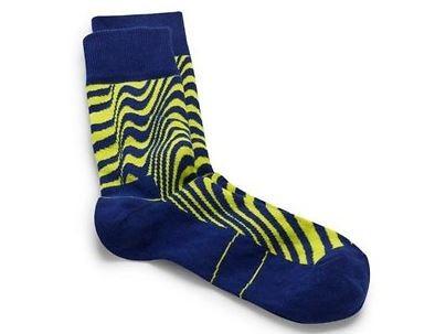 Socke 39-42, ID.4 Camouflage Design