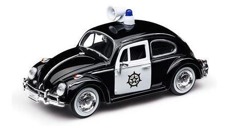 Modellauto 1:24, Käfer, Polizei