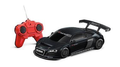 Audi R8 LMS RC, 1:24, schwarz matt