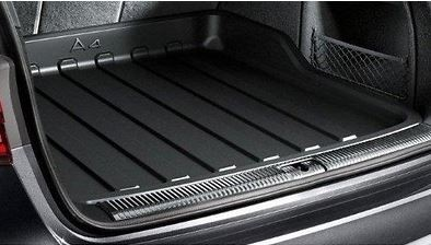 Gepäckraumwanne für den Audi A4 (B9) Avant und allroad quattro.