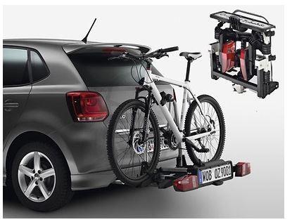Fahrradträger für die Anhängevorrichtung