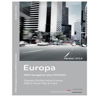 Navigationsupdate Aktivierung des Nutzungsrechts für MMI Navigationssystem plus Region Europ