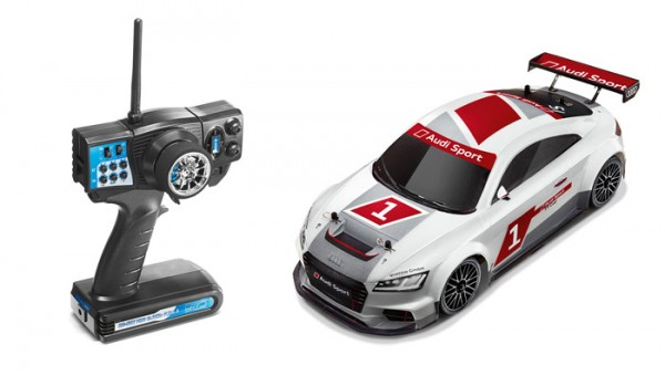 Audi TT cup 2015 RC, 1:10, Präsentation
