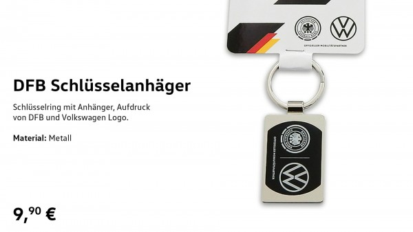 DFB Schlüsselanhänger